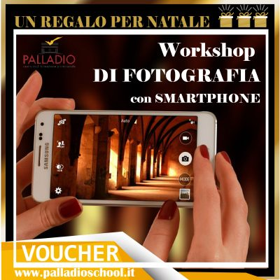 WORKSHOP DI FOTOGRAFIA CON SMARTPHONE